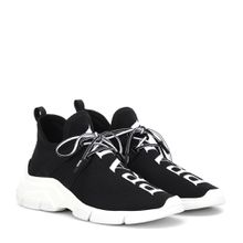 Sneakers XY Knit aus Stretch-Strick