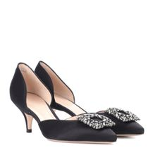 Pumps Firedance Twiggy aus Satin