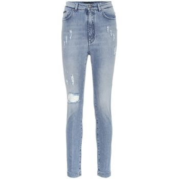 High-Rise Slim Jeans Audrey